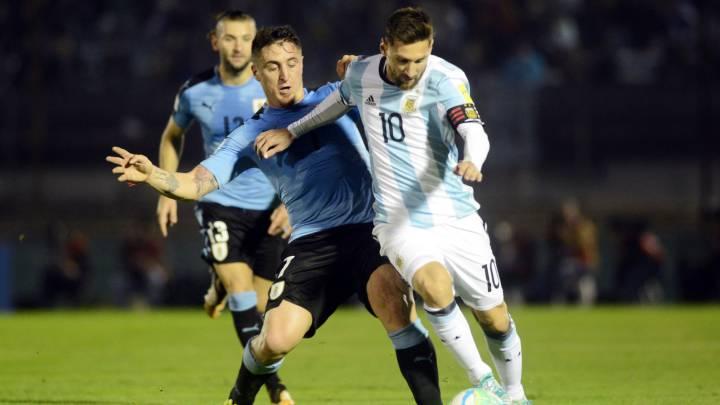 پخش زنده آرژانتین اروگوئه 19 مهر 1400