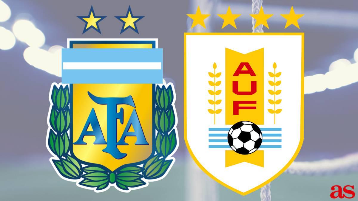 پخش زنده آرژانتین اروگوئه 19 مهر 1400 [مقدماتی جام جهانی]