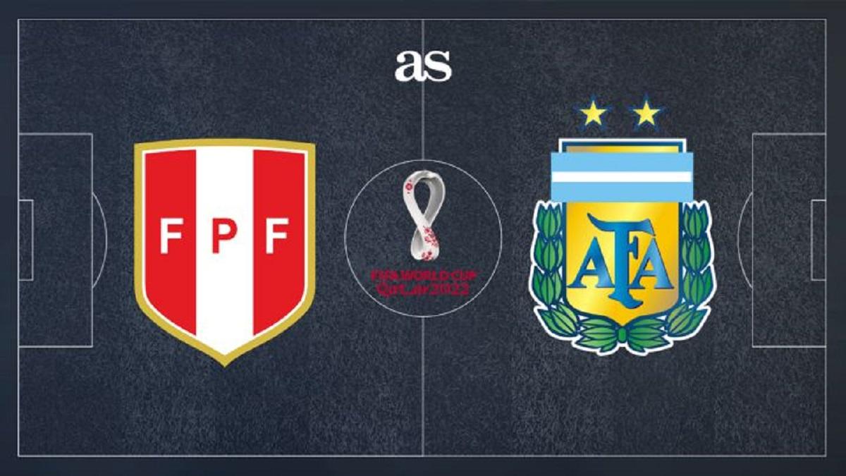 پخش زنده بازی آرژانتین پرو 23 مهر 1400 [مقدماتی جام جهانی]