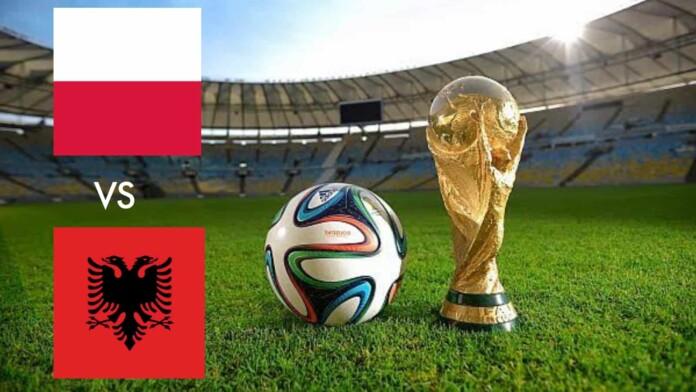 پخش زنده بازی لهستان آلبانی 20 مهر 1400