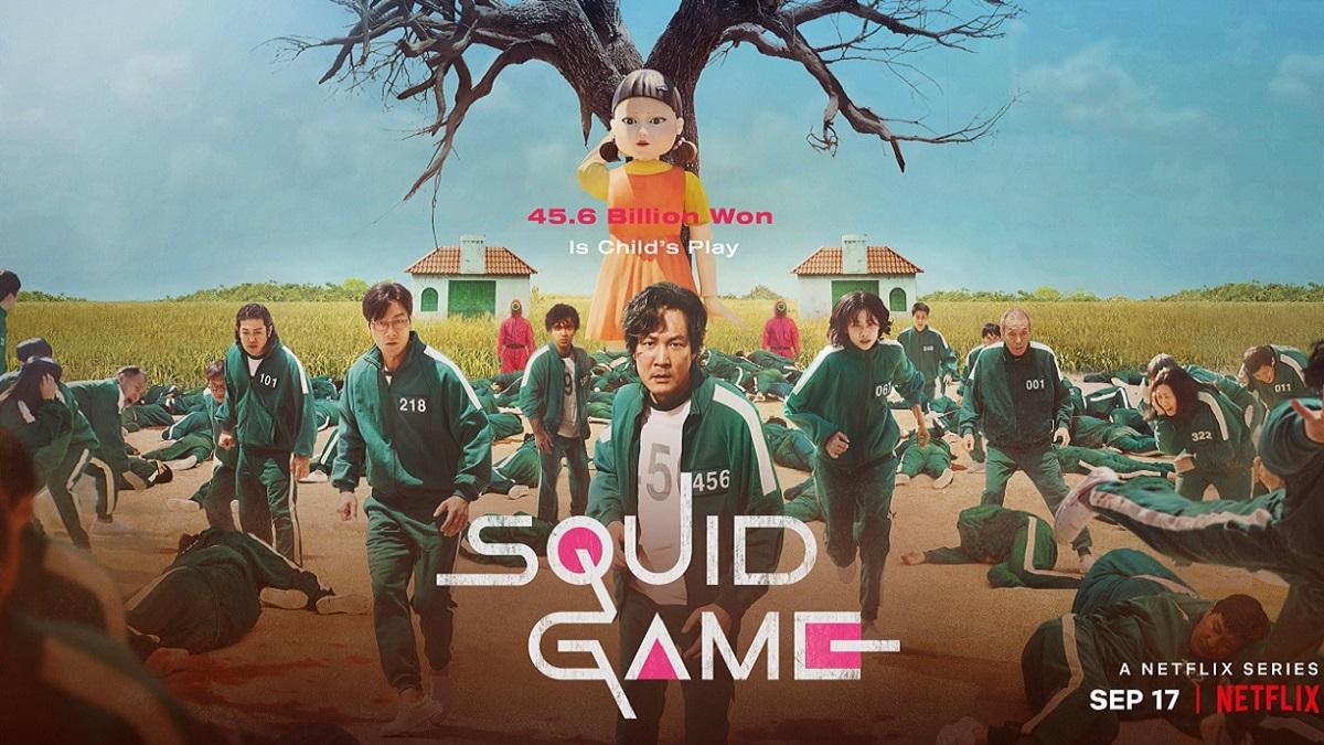 سریال بازی مرکب (Squid Game) پربیننده ترین سریال نتفلیکس شد