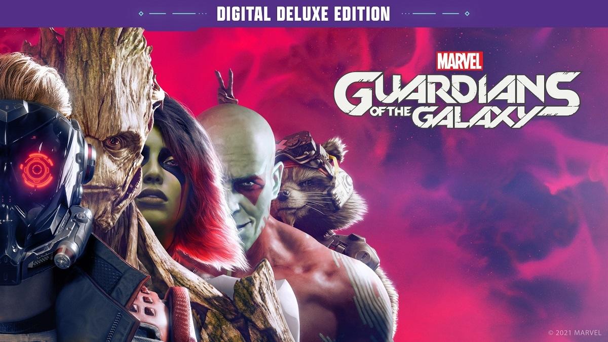تریلر بازی Guardians of the Galaxy منتشر شد