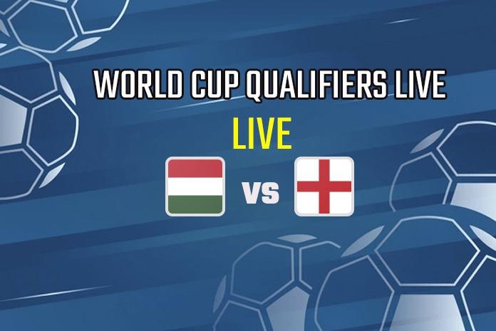 پخش زنده بازی انگلیس مجارستان 20 مهر 1400