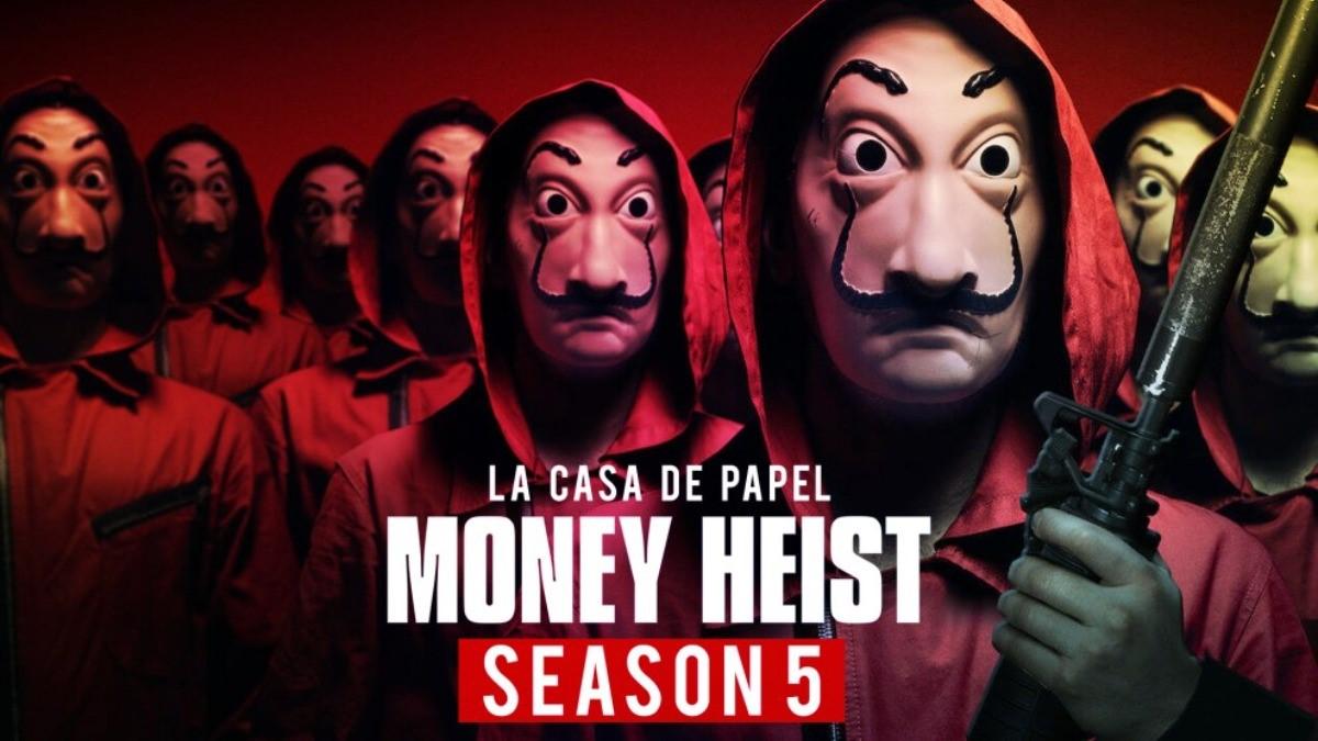 تیزر جدیدی از پارت دوم فصل پنجم مانی هایست (Money Heist) منتشر شد