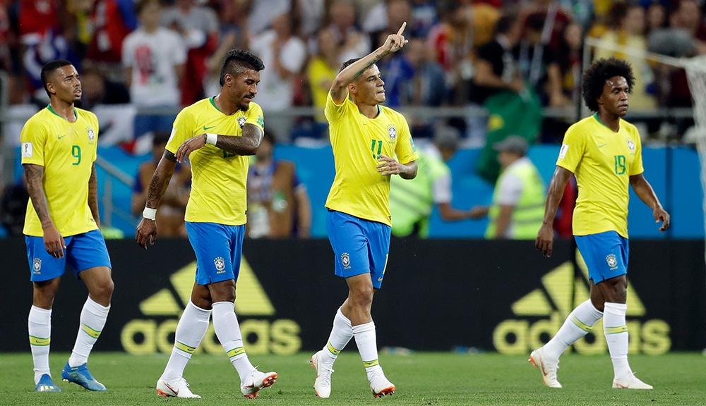 پخش زنده بازی برزیل اروگوئه 23 مهر 1400