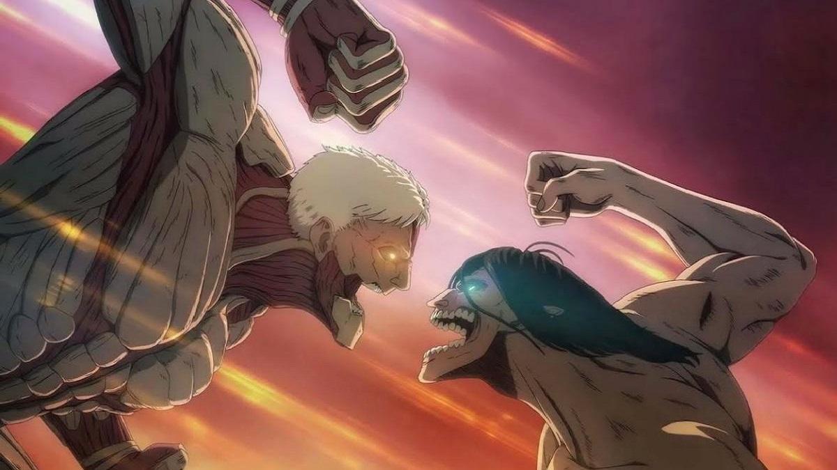 تیزر رسمی پارت دوم فصل چهارم انیمه اتک آن تایتان منتشر شد