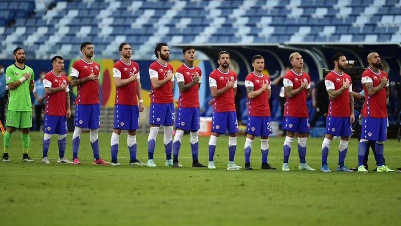 پخش زنده شیلی پاراگوئه 19 مهر 1400