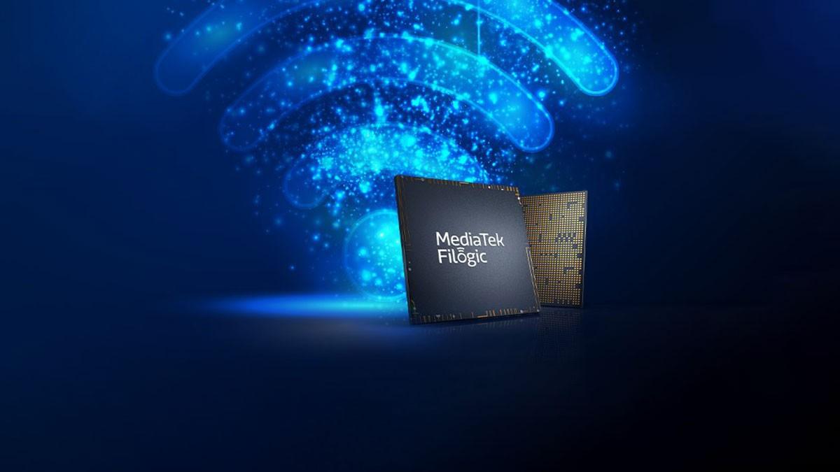 تراشه های جدید کمپانی مدیاتک با نام Filogic رونمایی شدند
